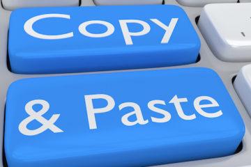 حل مشكلة النسخ واللصق Copy & Paste في برنامج Word
