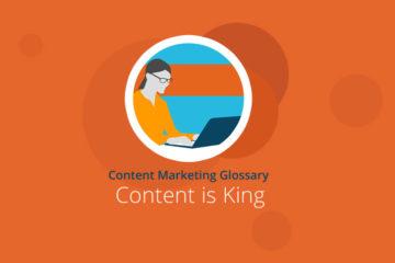 المحتوى هو الملك في تسويق المحتوي