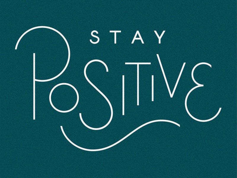 كن ايجابي