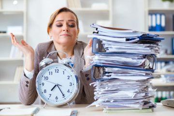 هل أنت مشغول جدا حتي لاتكون منتجا ؟