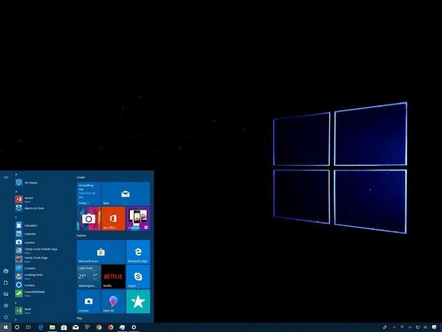 إصلاح Black Screen على ويندوز 10