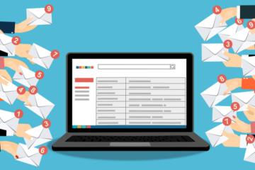 التسويق عبر البريد الإلكتروني 2020