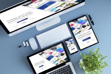 مميزات اساسية في تصميم المواقع 2020