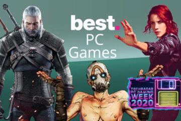 أفضل ألعاب الكمبيوتر لعام 2020