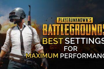إعدادات Battlegrounds لعبة PUBG و PlayerUnknown