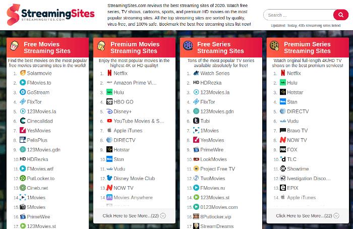 أفضل 12 مواقع افلام ومسلسلات مجانا 2021 ويب لينك اس تصميم مواقع ويب